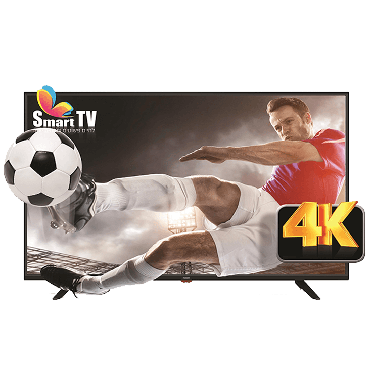 מסך 43 Fujicom SMART TV 4K