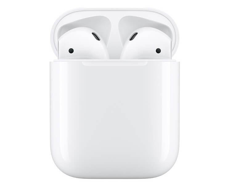 אוזניות AirPods with Charging Case