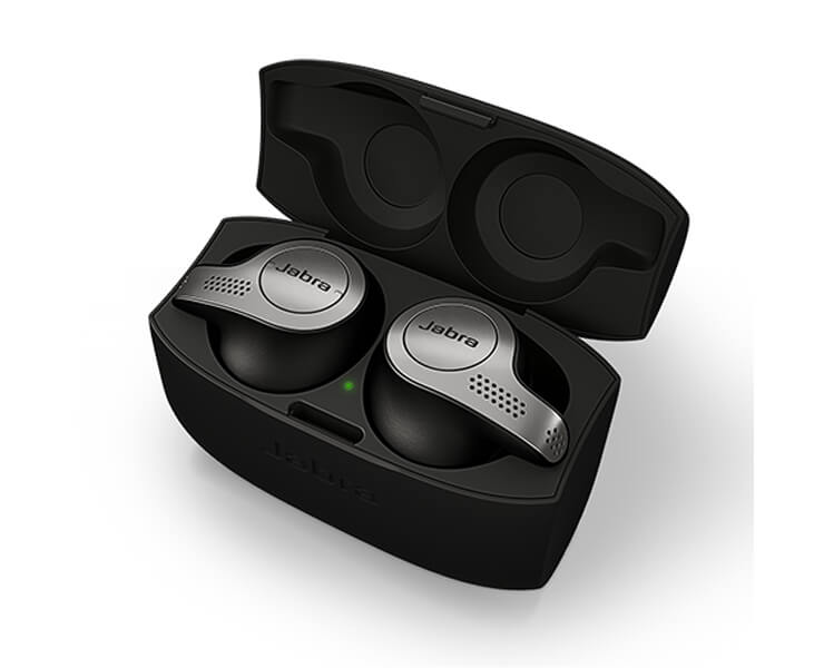 אוזניות Jabra Elite 65t True Wireless