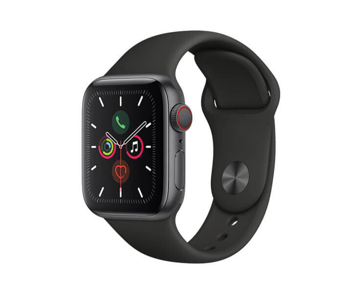שעון חכם Apple Watch 5 GPS 44mm