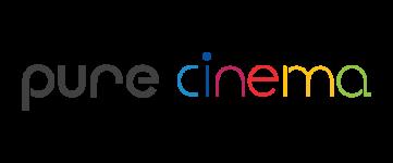 לוגו PURE CINEMA