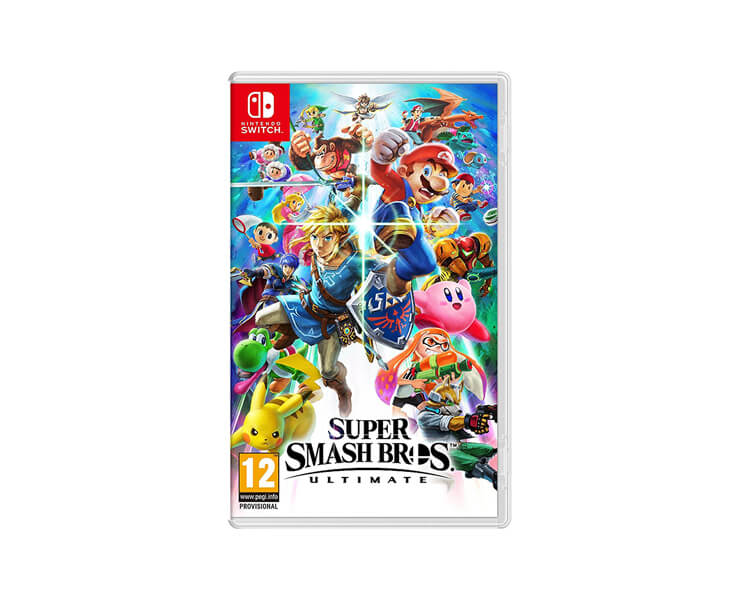 משחק HAC SUPER SMASH BROS UKV