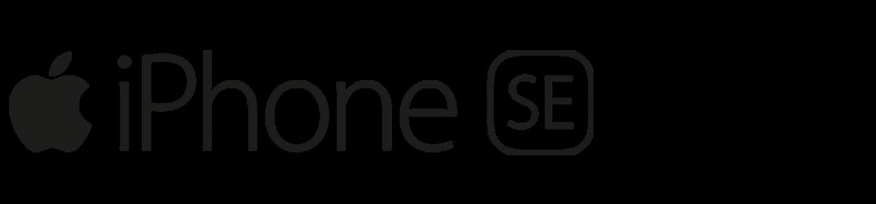 לוגו iPhone SE