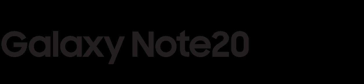 לוגו Galaxy Note20