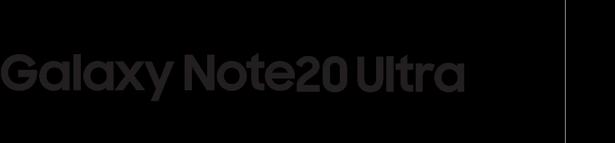 לוגו Galaxy Note20 Ultra