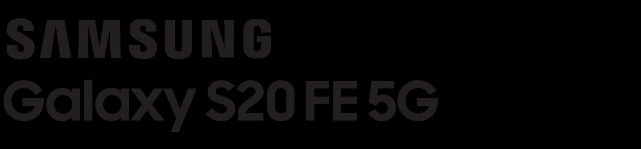 לוגו Samsung Galaxy S20 FE 5G