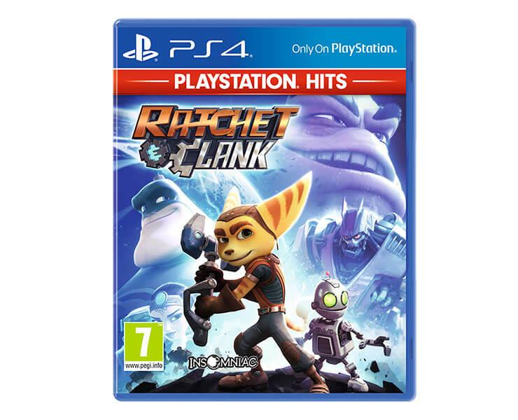 משחק Ratchet & Clank-HITS - PS4