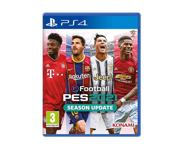משחק Pro Evolution Soccer 2021 - PS4