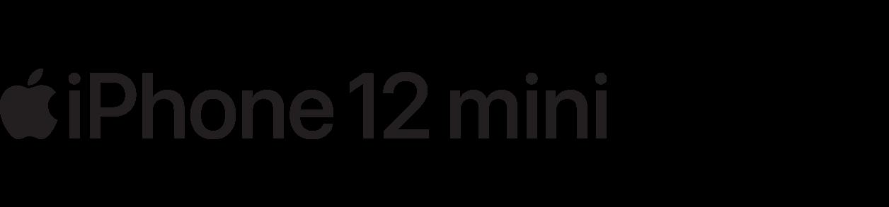 לוגו iPhone 12 Mini
