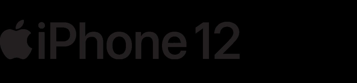 לוגו iPhone 12