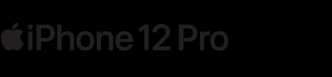 לוגו iPhone 12 Pro