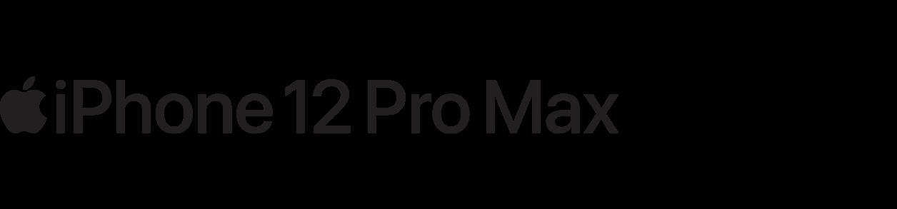 לוגו iPhone 12 Pro Max