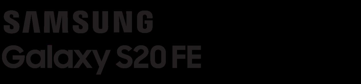לוגו Samsung Galaxy S20 FE