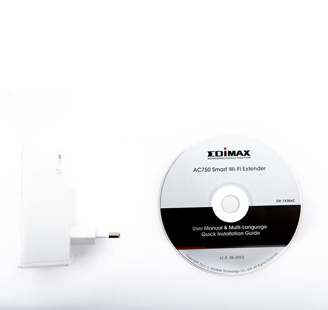 משהו רציני מגדיל טווח EDIMAX EW-7438 WiFi - בזק LB-67