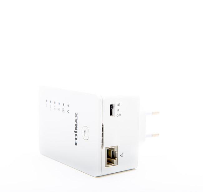 מקורי מגדיל טווח EDIMAX EW-7438 WiFi - בזק OY-79