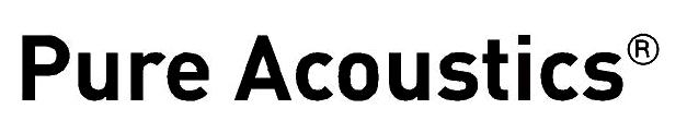 לוגו PURE ACOUSTICS