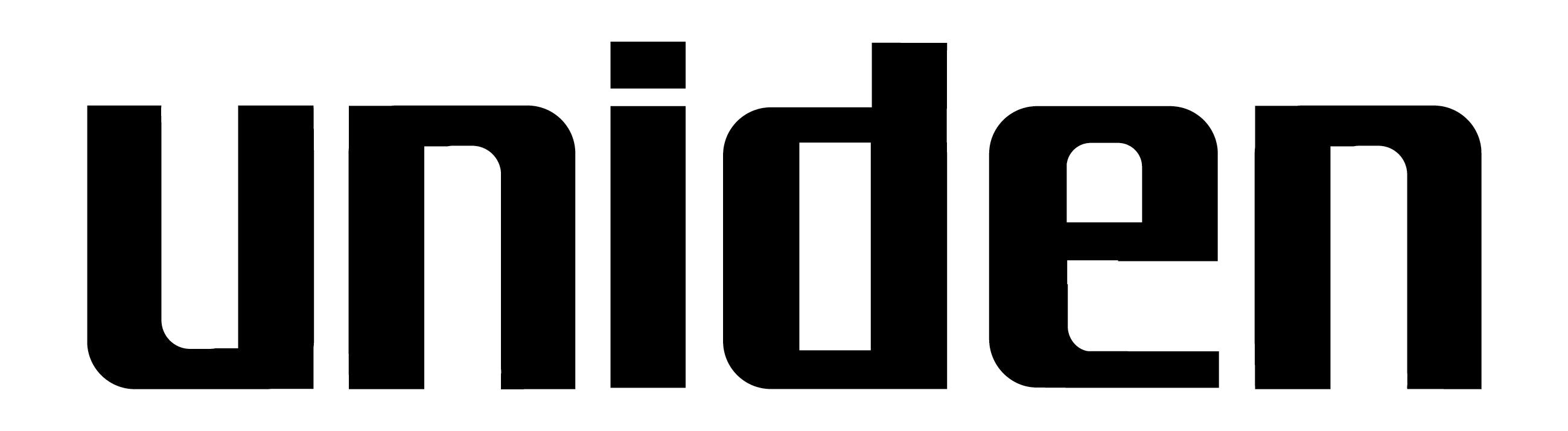 לוגו UNIDEN