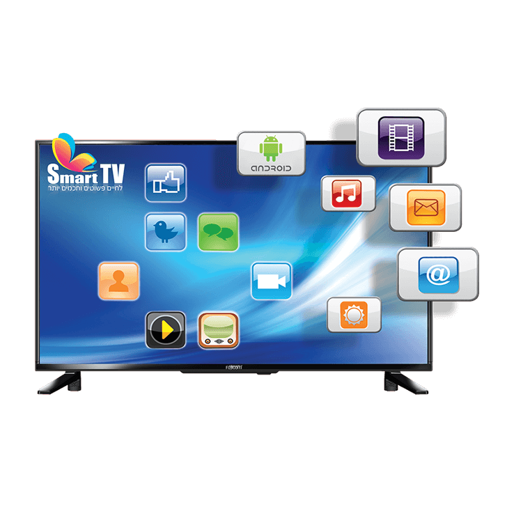 מסך Fujicom LED Smart TV FJ-32U7 32