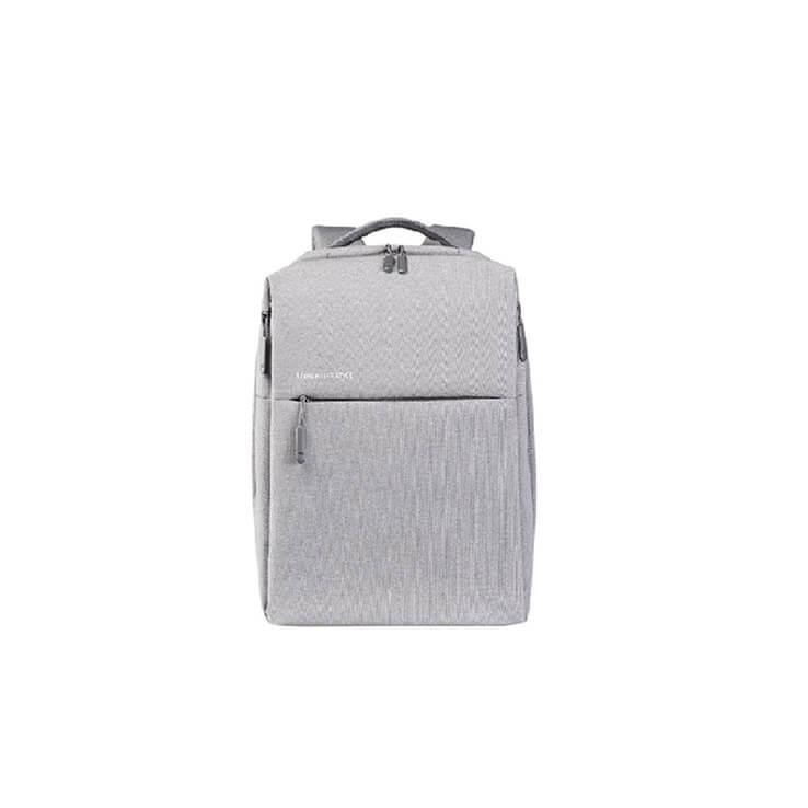 כהה/אפור בהיר XIAOMI Mi City Backpack תיק גב