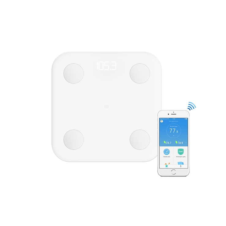 משקל חכם XIAOMI Mi Body Composition Scale