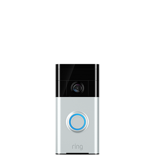 RING Video Doorbell ניקל
