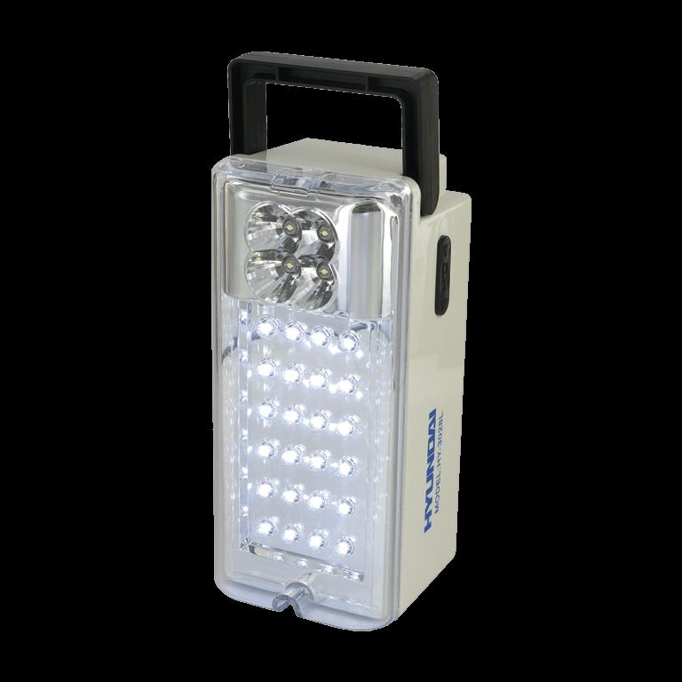 פנס LED נטען נישא  SEMICOM ELEGANT